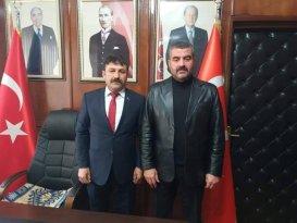 TÜRKAV Malatya Şube Başkanından Avşar'a Ziyaret