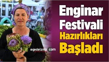 5. Enginar Festivali Hazırlıkları Başladı