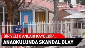 İzmir'de Bir Anaokulunda Karanlık Oda Skandalı