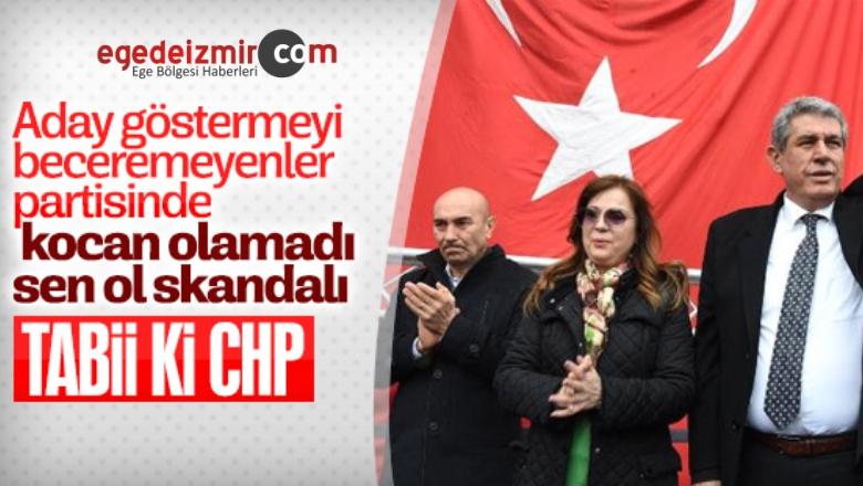 Adaylığı Düşürülen CHP'li Çalkaya'nın Yerine Eşi Aday Gösterildi