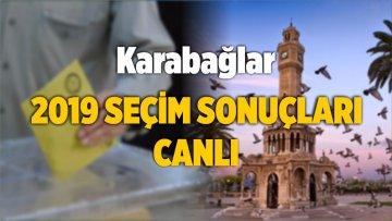 2019 Karabağlar Yerel Seçim Sonuçları ve Oy Oranları