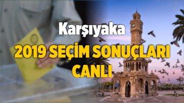 2019 Karşıyaka Yerel Seçim Sonuçları ve Oy Oranları