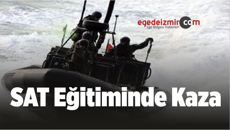 İzmir'de SAT Eğitiminde Kaza