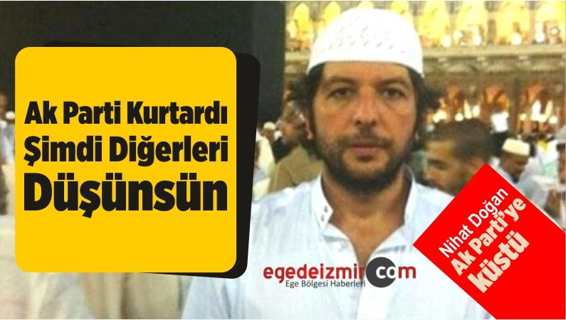 Erdoğan'ı Çok Seviyorum Ama AK Parti'nin Gidişatı Hoşuma Gitmiyor