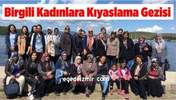 ÖTO'dan Birgili Kadınlara Kıyaslama Gezisi