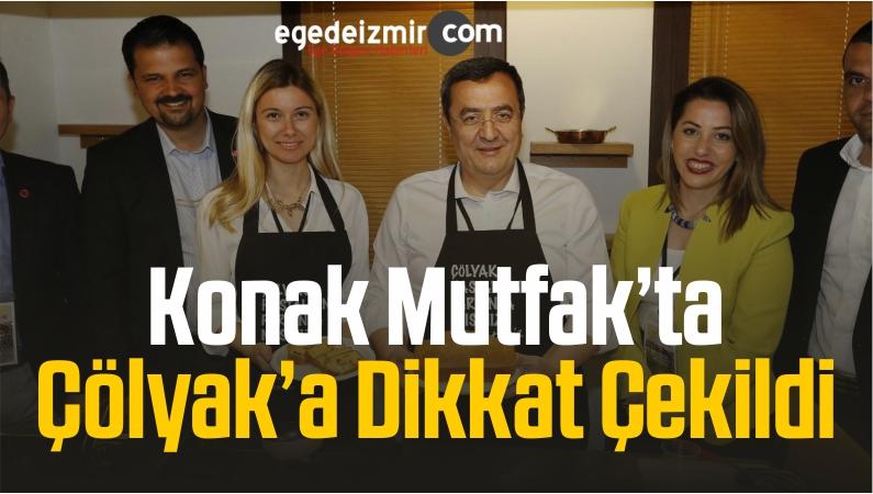 Konak Mutfak'ta Çölyak'a Dikkat Çekildi