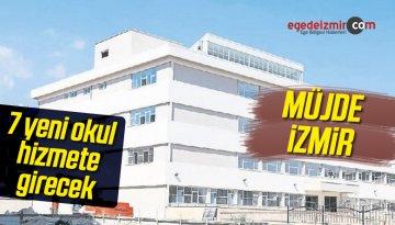 Mahmut Atilla Kaya 7 Yeni Okulun Hizmete Gireceğini Söyledi