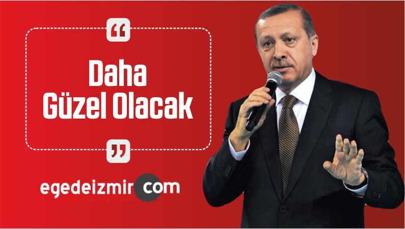 Cumhurbaşkanı Erdoğan Twitter Hesabından Paylaştı #DahaGüzelOlacak