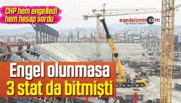 """""""Eğer Davalar Açılmasaydı 3 Stadımız da Bitmişti"""""""