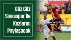 Göztepe'nin Konuğu Demir Grup Sivasspor