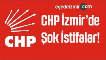 CHP Aliağa İlçe Başkanlığında Şok İstifalar!