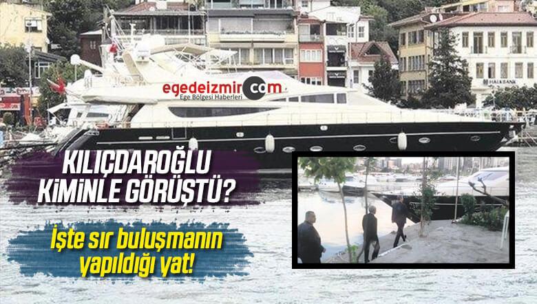 Kemal Kılıçdaroğlu 'Yannina'da Kiminle Görüştü?