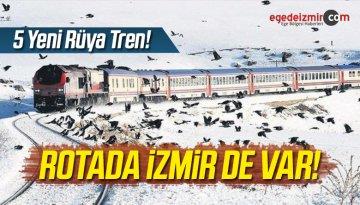 5 Yeni Rüya Tren