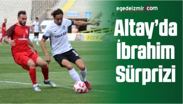 Altay'da İbrahim Sürprizi