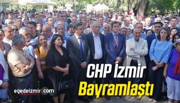 CHP İzmir Bayramlaştı