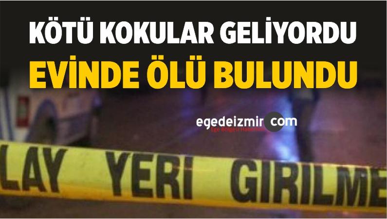 İzmir Torbalı'da 58 Yaşındaki Adam Evinde Ölü Bulundu!