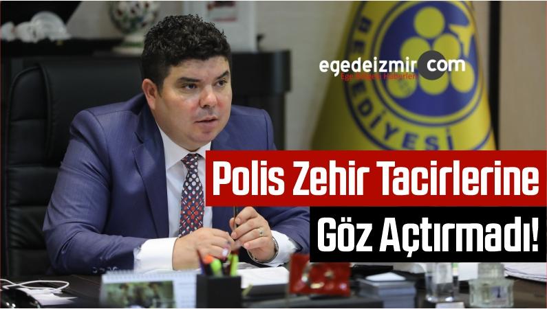 Polis Zehir Tacirlerine Göz Açtırmadı!