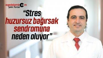 Stres Huzursuz Bağırsak Sendromuna Neden Oluyor