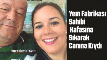 Yem Fabrikası Sahibi Turhan Pala Kafasına Sıkarak Canına Kıydı