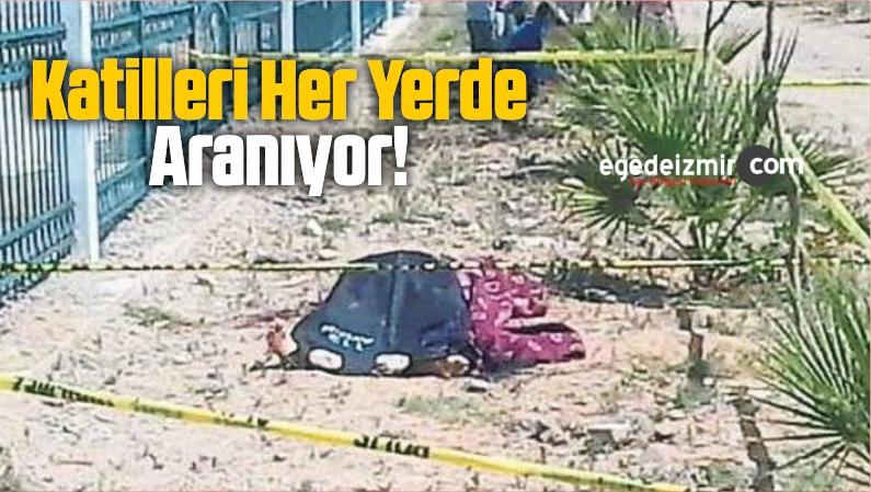 Vahşet! Katilleri Her Yerde Aranıyor