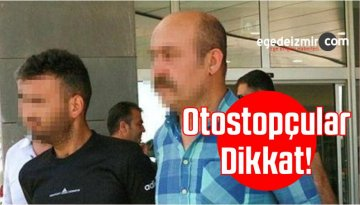 Otostopçuları Gasbeden 3 Şüpheli Son İşlerinde Yakalandı