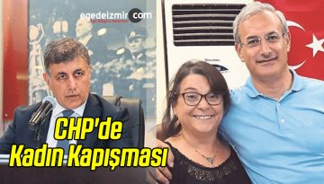 CHP'de Kadın Kapışması
