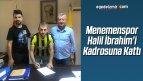 Menemenspor Halil İbrahim Sönmez'i Kadrosuna Kattı