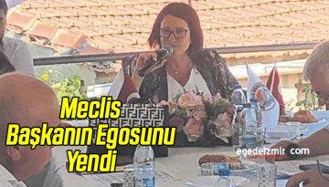 Meclis Başkanın Egosunu Yendi