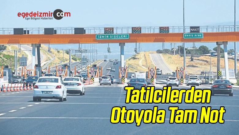 Otoyola Tam Not