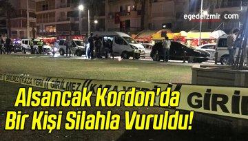İzmir'de Silahlı Yaralama