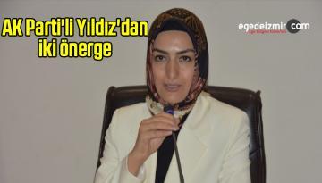 AK Parti'li Dilek Yıldız Belediye Meclisine İki Önerge Sundu