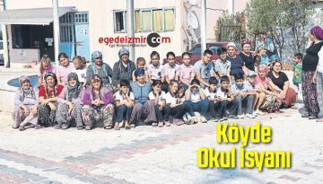 Köyde Okul İsyanı