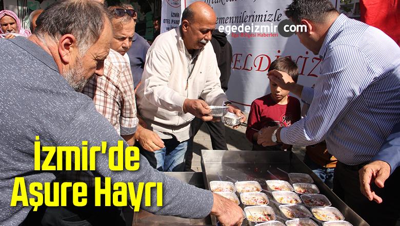 İzmir'de Aşure Hayrı