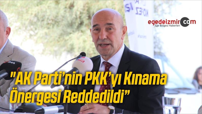 """""""AK Parti'nin PKK'yı Kınama Önergesi Reddedildi"""""""