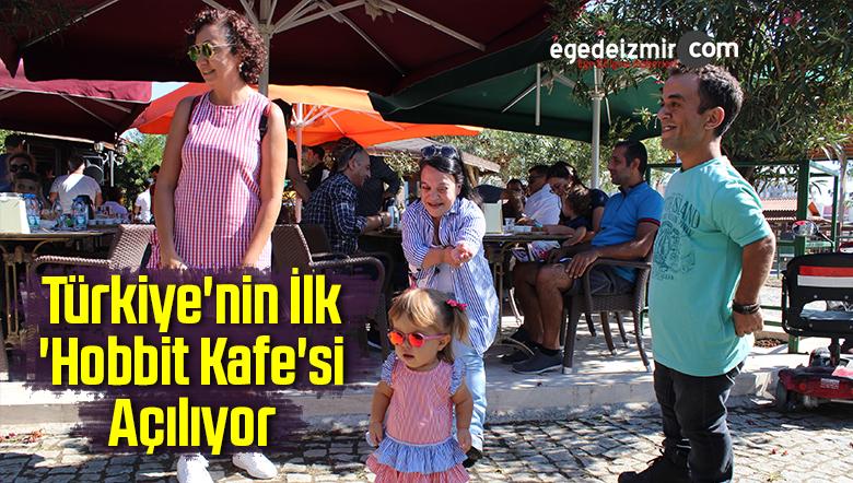 Türkiye'nin İlk 'Hobbit Kafe'si Açılıyor