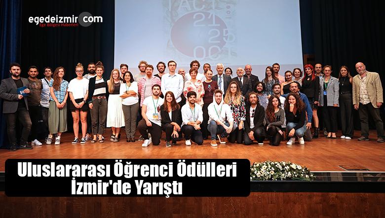 Contact Uluslararası Öğrenci Ödülleri İzmir'de Yarıştı