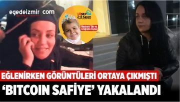 'Bitcoin Safiye' Bursa'da Yakalandı! Eğlenirken Görüntüleri Ortaya Çıkmıştı