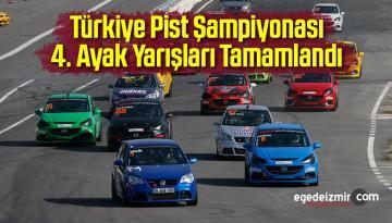 Türkiye Pist Şampiyonası 4. Ayak Yarışları Tamamlandı