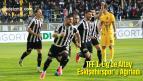 TFF 1. Lig'de Altay Eskişehirspor'u Ağırladı