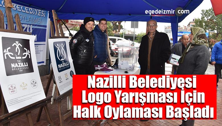 Nazilli Belediyesi Logo Yarışması İçin Halk Oylaması Başladı
