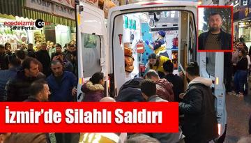 İzmir'in Tire İlçesinde Silahlı Saldırı: 1 Ölü