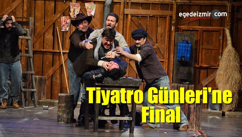 Torbalı Belediyesi Tiyatro Günleri'nden Final Geldi