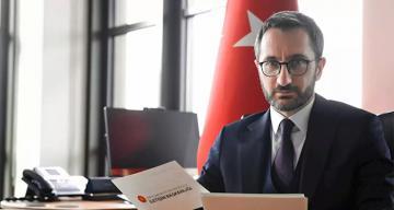 İletişim Başkanı Altun'dan 'Basın Kartı' Açıklaması