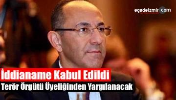 CHP'li Başkan Oğuz Terör Örgütü Üyeliği İddiasıyla Yargılanacak