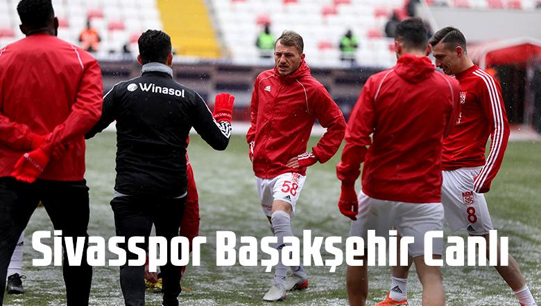 Sivasspor Başakşehir Canlı İzle – Beinsport – Selçuksport