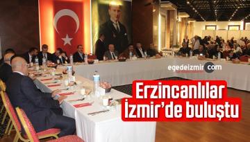 Erzincanlılar İzmir Balçova'da Bir Araya Geldiler