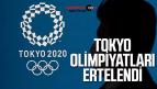 2020 Tokyo Olimpiyat Oyunları Ertelendi !