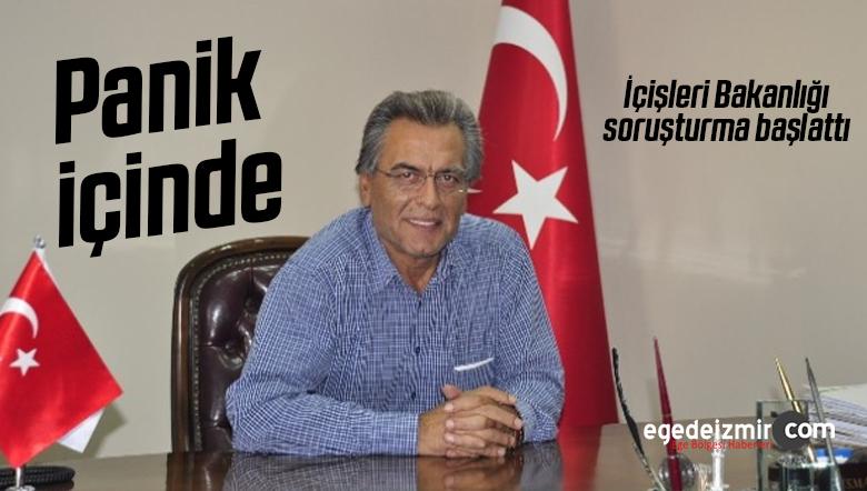 Torbalı Belediye Başkanı Ramazan İsmail UYGUR için Gelen Müfettiş