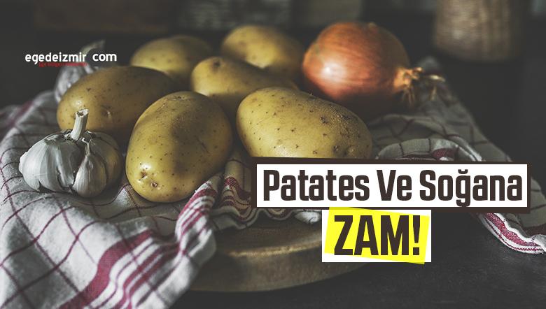 Semt Pazarlarında Patates Ve Soğanda Fiyat Artışı