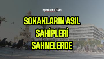 Sokağa çıkma yasağının ardından İzmir bomboş kaldı